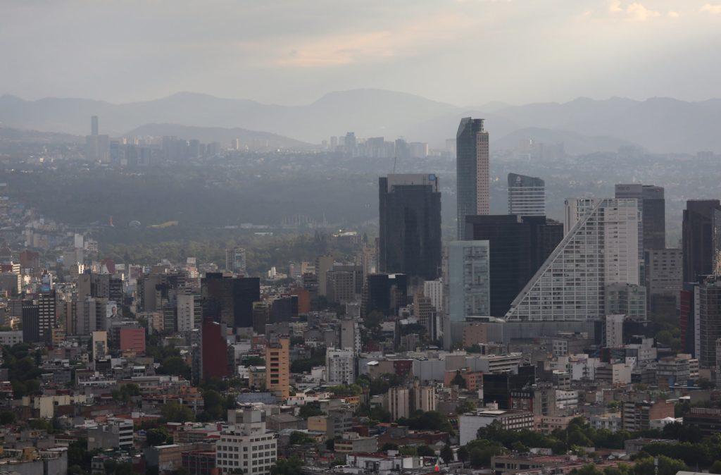 Мехико тонет