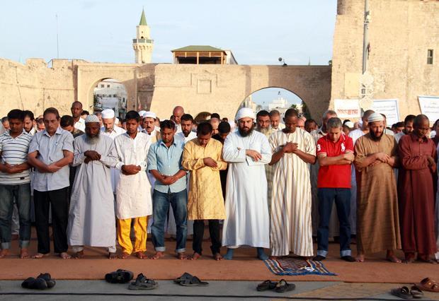 Мавритания мусульмане
