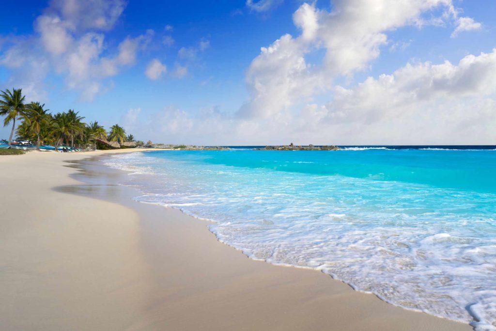 Пляж Косумель, Мексика