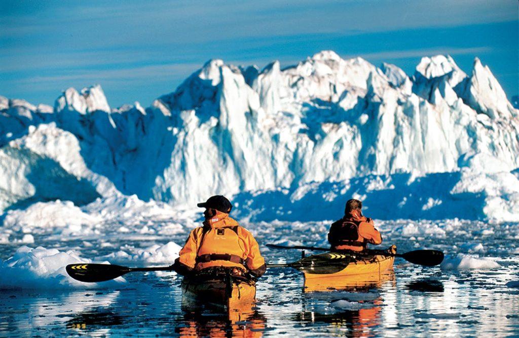 Путешествие Гренландия