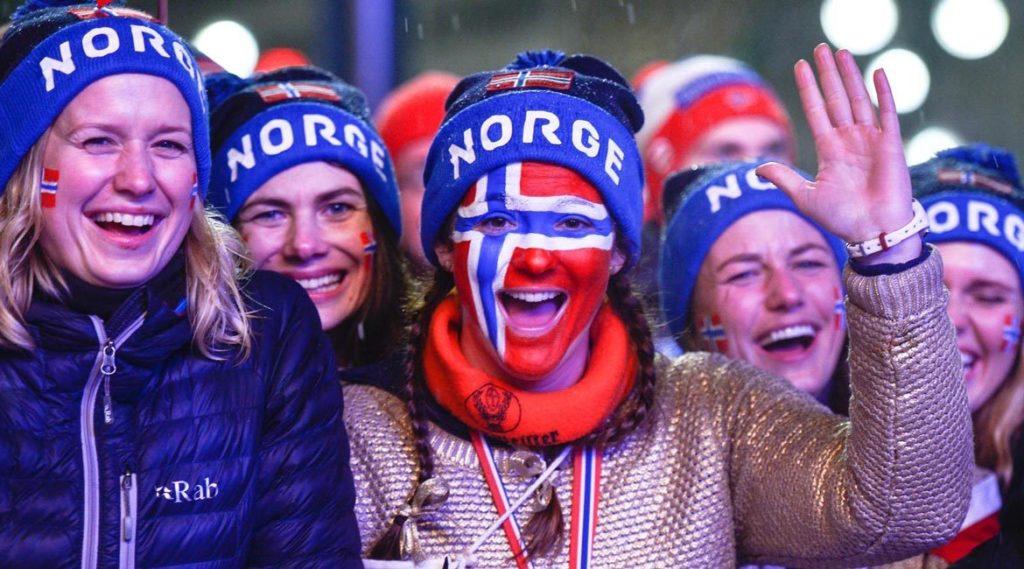 Вот страны с самым высоким уровнем счастья