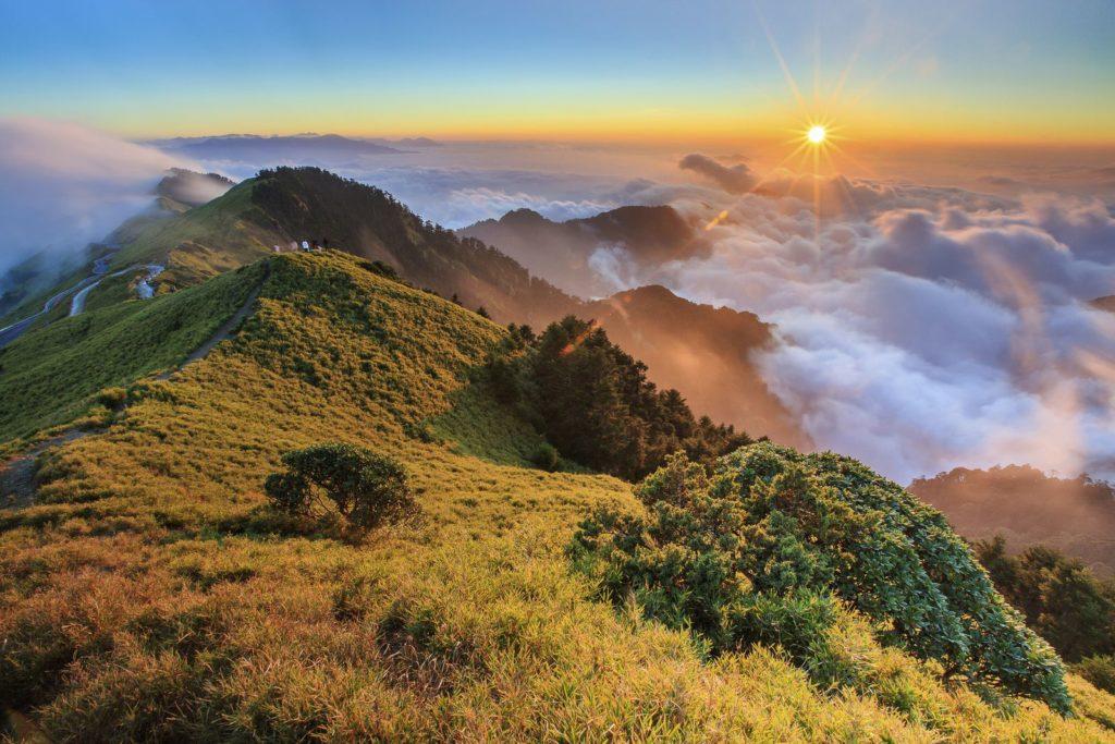 Тайваньские горы
