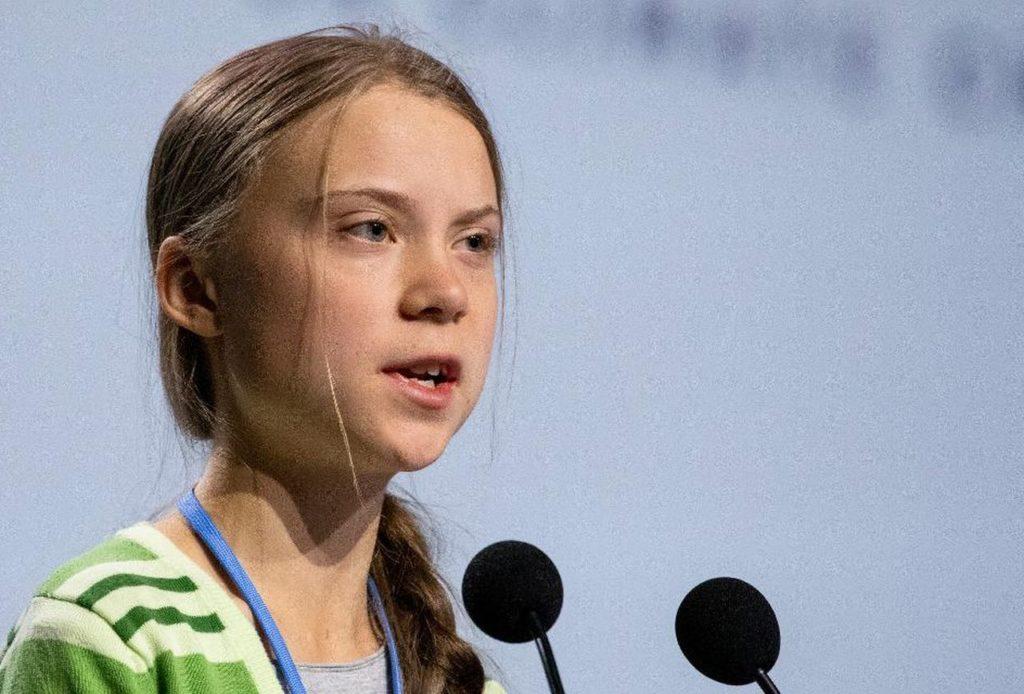 Грета Тунберг заняла 100-е место в списке самых влиятельных женщин мира