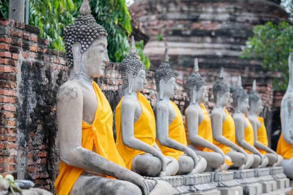 Путешествие Бангкок