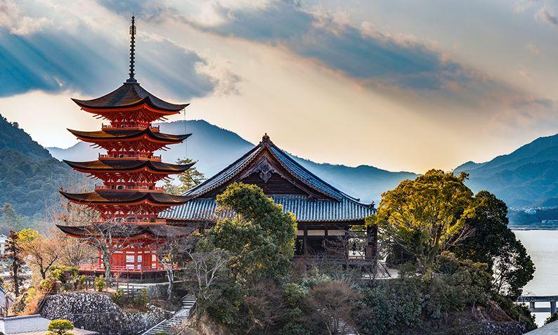 Путешествие Япония