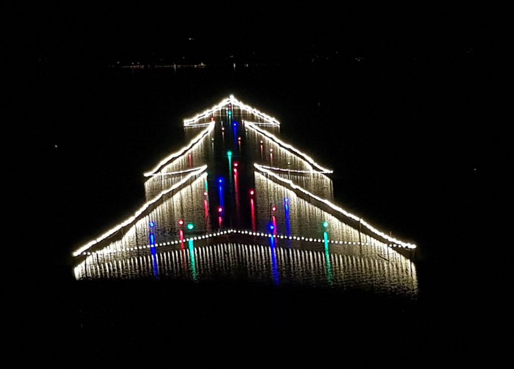 Кастильоне-дель-Лаго Рождество