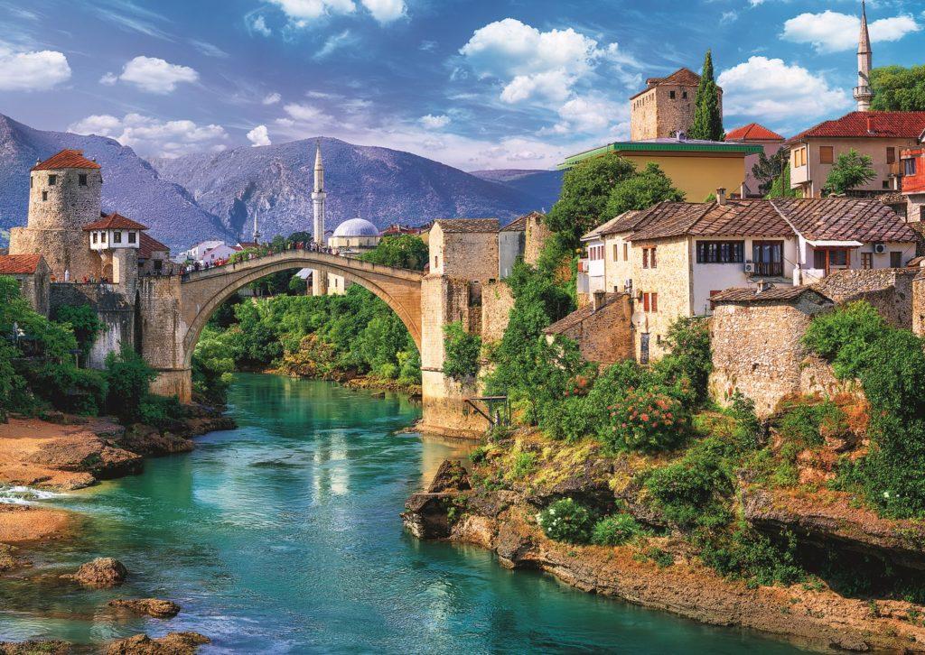 Старый Мост - Мостар