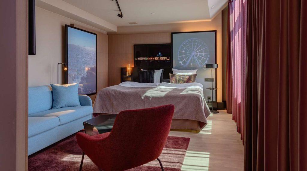 Отель Marski by Scandic Хельсинки