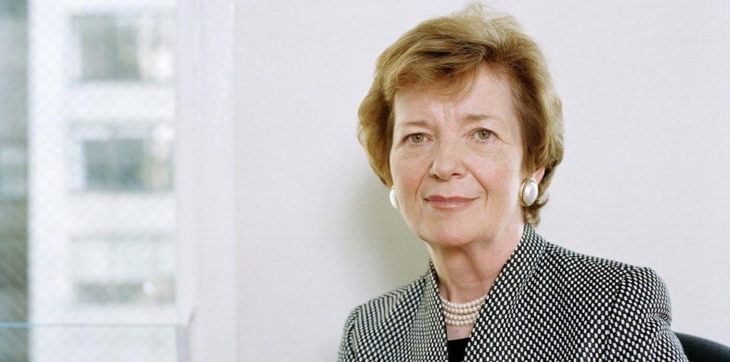 Мэри Робинсон
