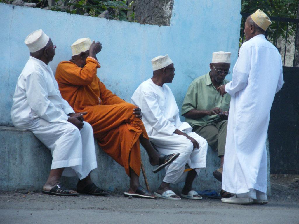 Коморские острова Мусульмане