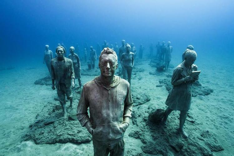 Путешествие Австралия Музей подводного искусства