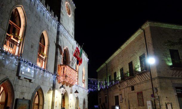 Петралия-Сопрана, Сицилия Рождество