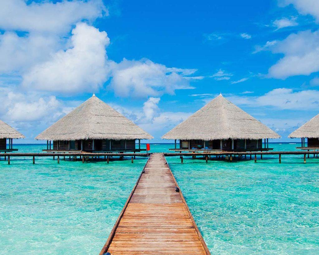 Путешествие Мальдивские острова