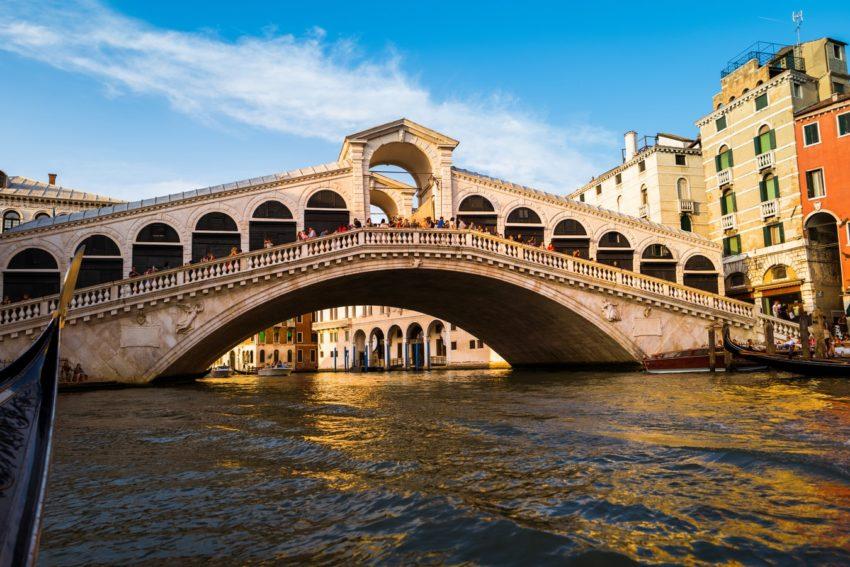 Мост Риальто - Венеция