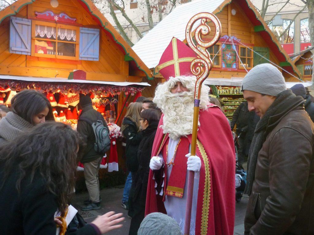 Фестиваль Святого Николая в Нанси