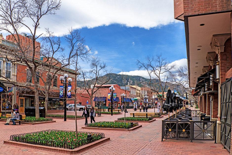 Боулдер, Колорадо