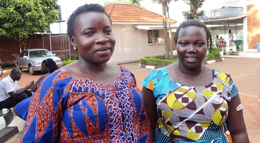 Уганда женщины