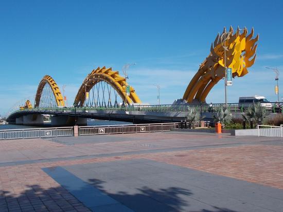 Мост Дракона - Дананг