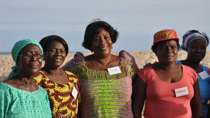 Гана женщины