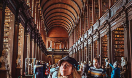 4 места в Ирландии, которые полюбятся поклонникам Гарри Поттера