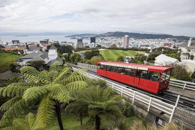 Веллингтон Новая Зеландия