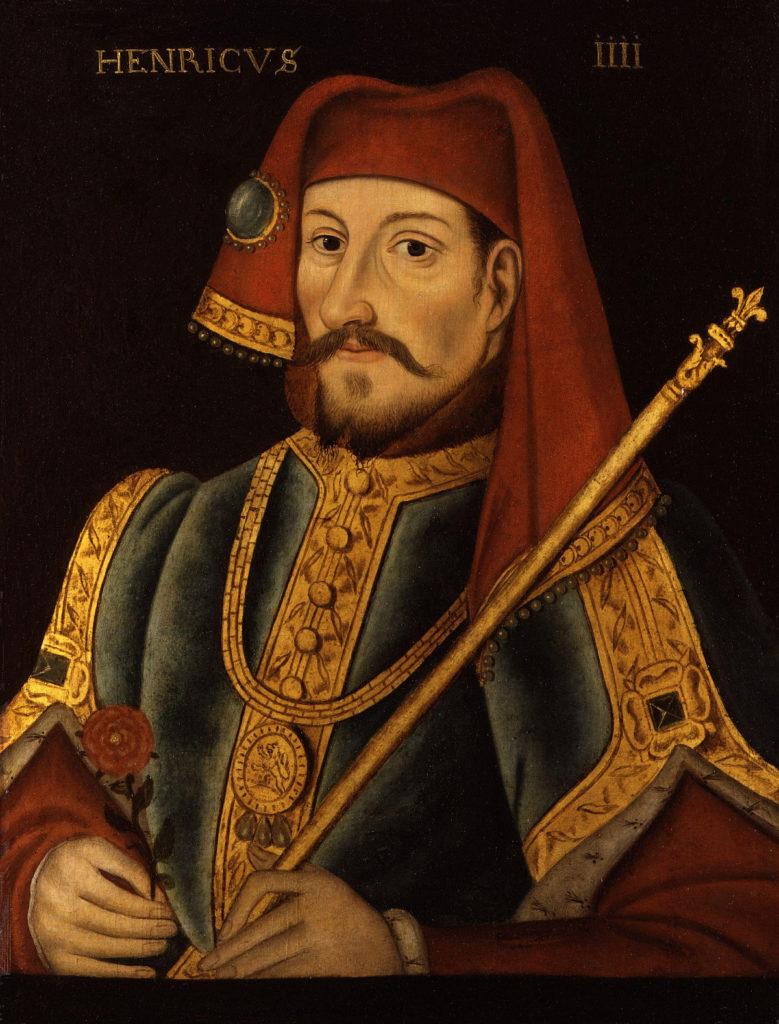 Первым английским королем, говорившим по-английски, был Генрих IV
