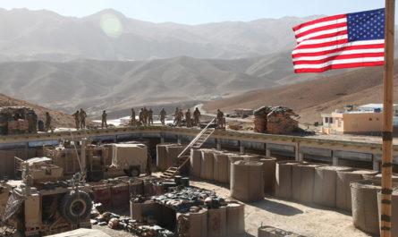 В каких мусульманских странах есть американские военные базы?