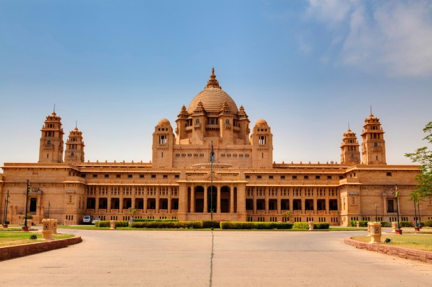 Umaid Bhawan Palace, Джодхпур