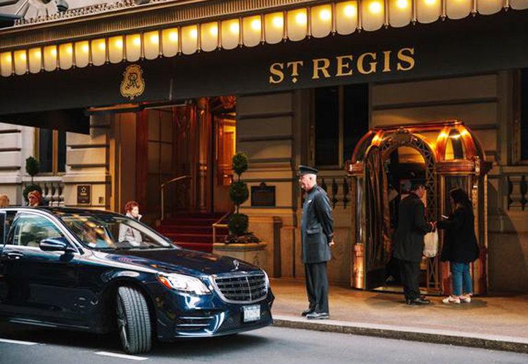 Лучшие роскошные отели в Нью-Йорке (Манхэттен)