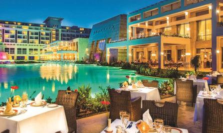 Лучшие роскошные отели в Анталии