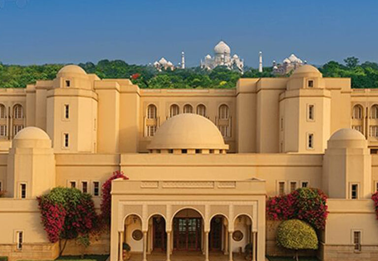 10 самых роскошных отелей в Индии