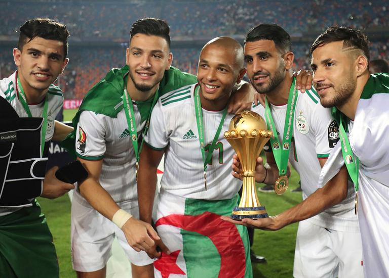 Лучшие африканские футбольные сборные 2019 года
