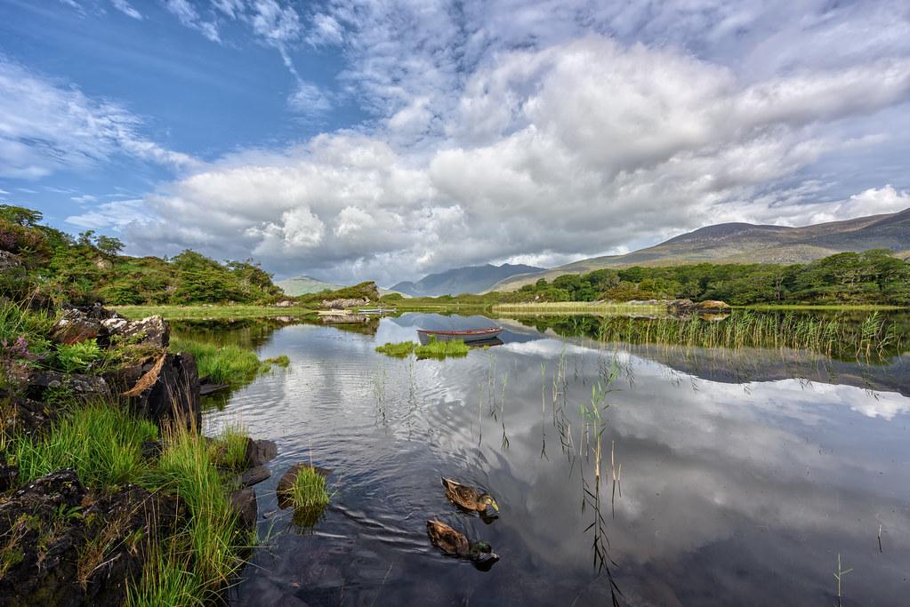 Национальный Парк Килларни Ирландия
