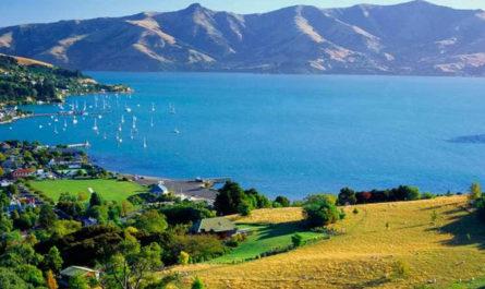 6 места для обязательного посещения в Новой Зеландии