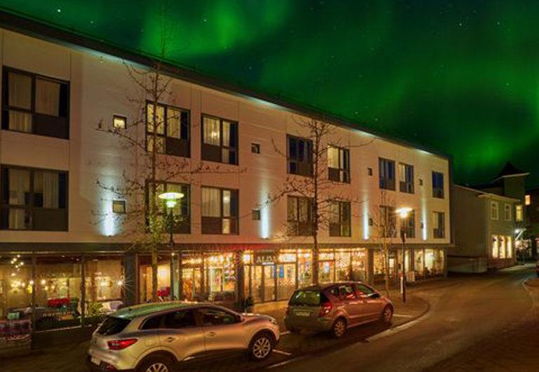Самые роскошные отели Исландии
