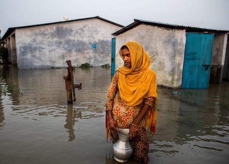 15 городов и стран, наиболее пострадавших от климатических катастроф