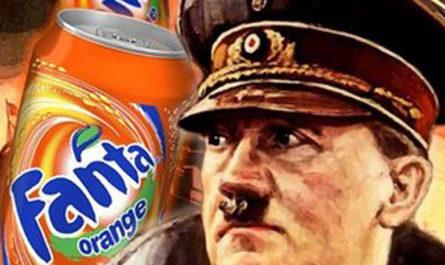 Фанта была изобретена для нацистов