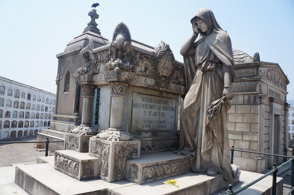 Кладбище Пресбитеро Маэстро Перу
