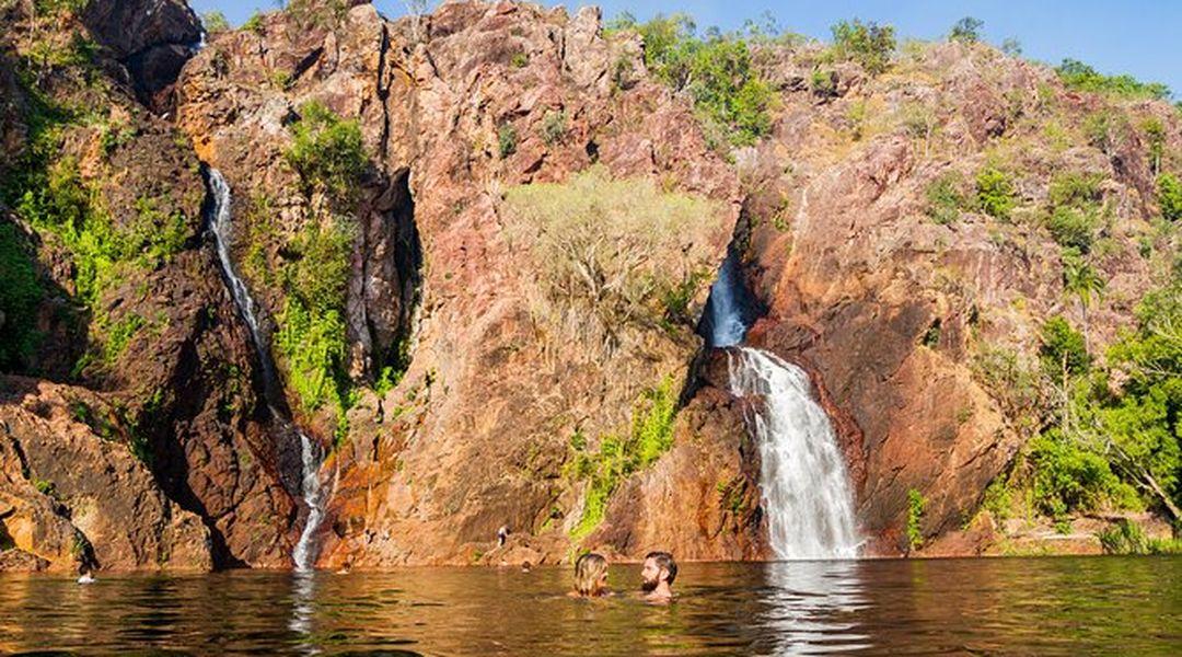 Австралия Национальный парк Литчфилд