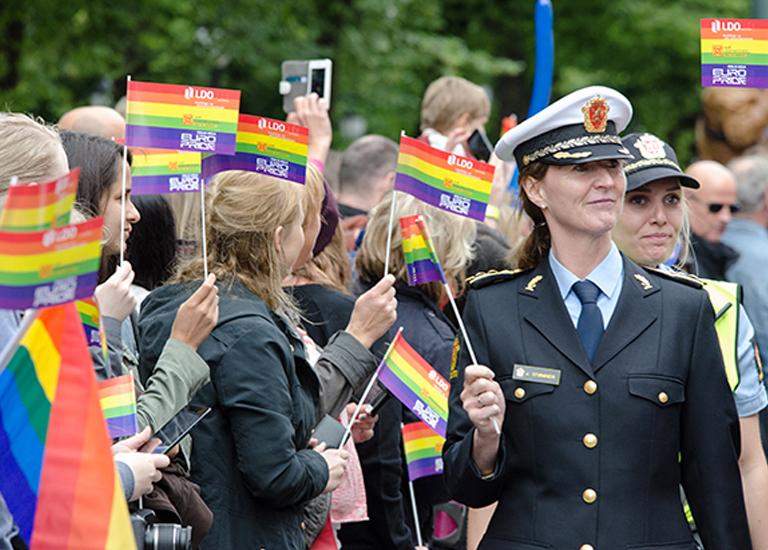 Права ЛГБТ-сообщества в Норвегии: история вопроса