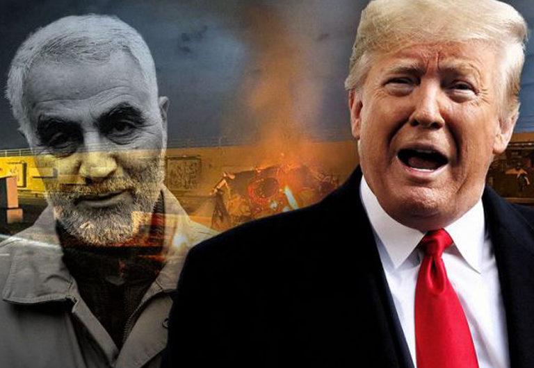 Война на Ближнем Востоке? Трамп уничтожил генерала Сулеймани