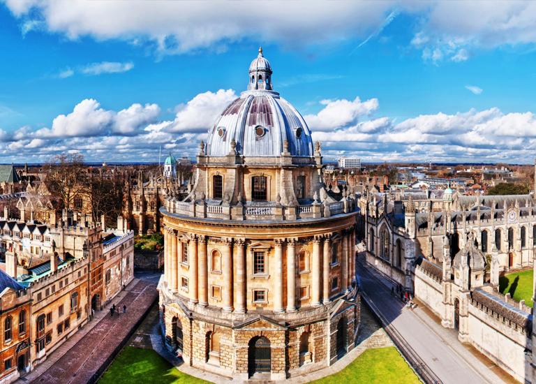 19 лучших городов для посещения в Великобритании