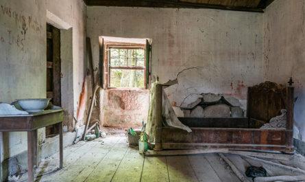 5 жутких мест, где можно встретить призраков
