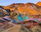 6 необычных национальных парков Калифорнии