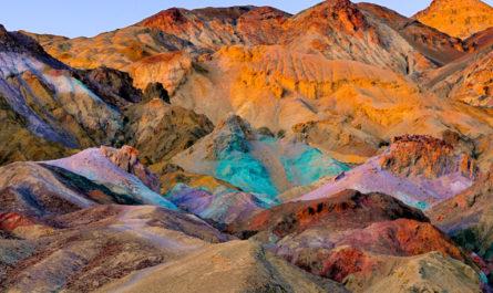 6 недооцененных национальных парков Калифорнии
