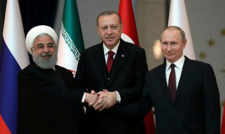 Какие страны могли бы поддержать Иран в войне?