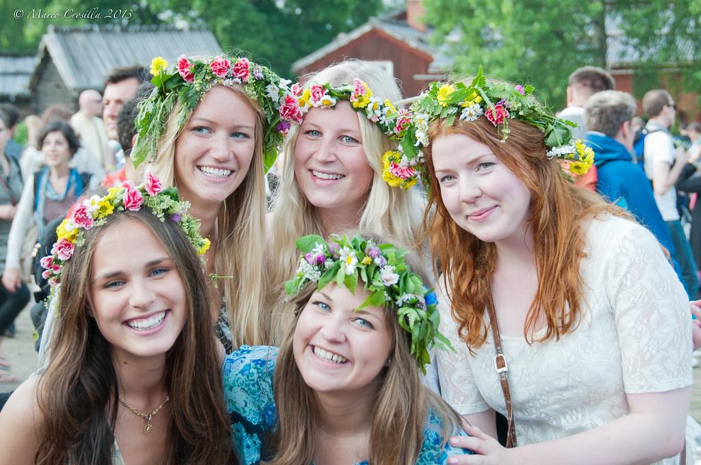 Швеция женщины
