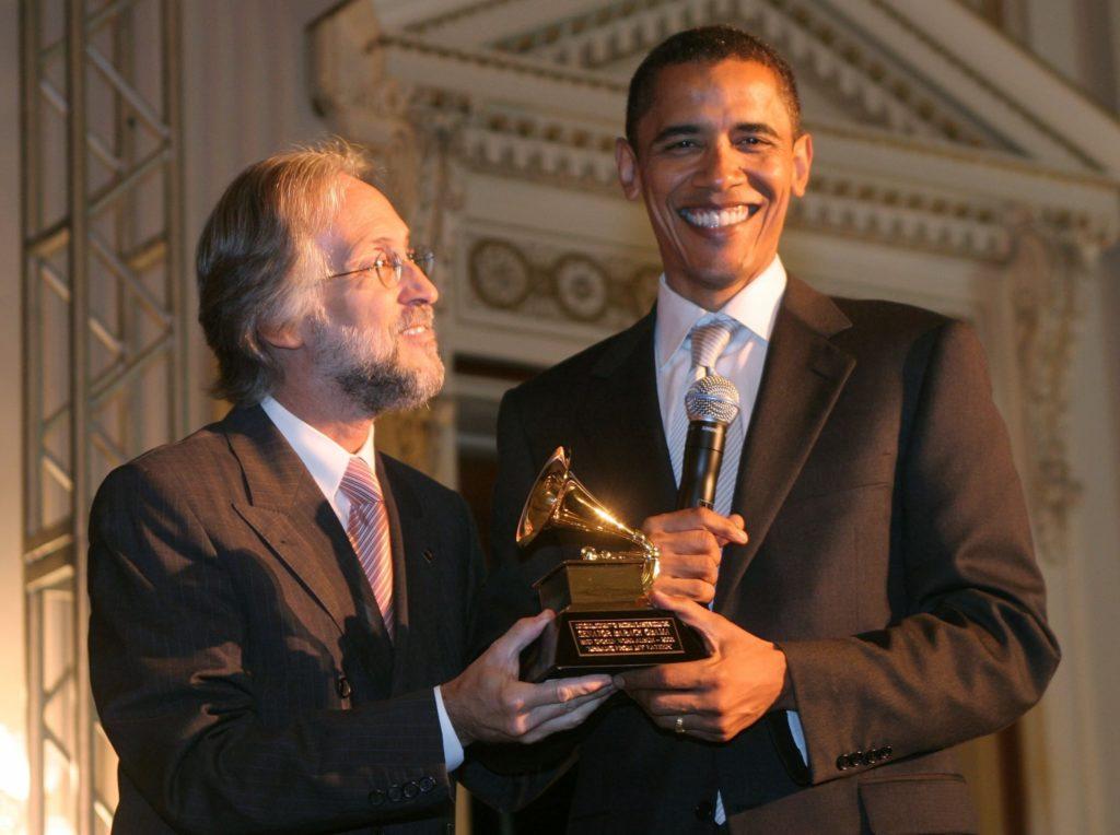 Три президента США получили премию Грэмми