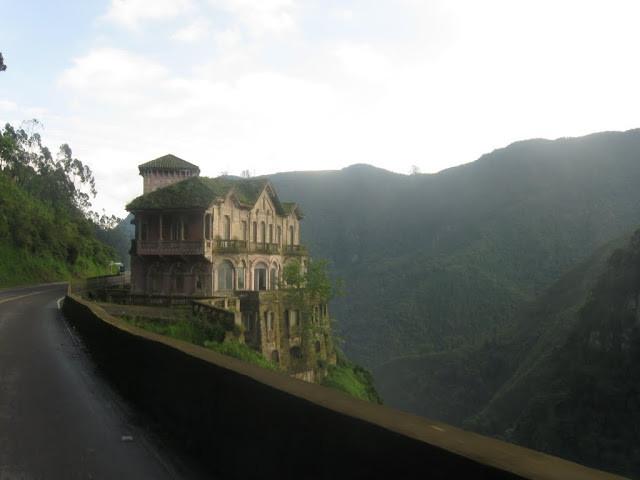 Отель дель Сальто Колумбия