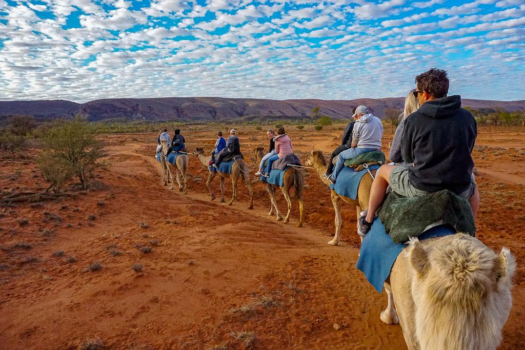 Австралия Долина Илпарпа